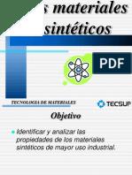 SEM 11 Materiales Sinteticos