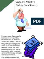 03-07-09 Entendiendo Los MSDS - Nestor Deza