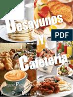 Desayunos y Cafeteria