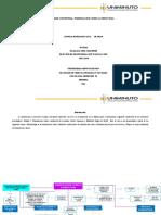 Mapa Conceptual Tratamiento cognitivo-conductual