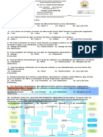 Examen Cuarto Bimestre Informatica