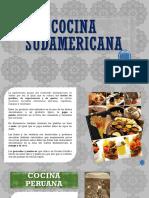 Cocina Sudamericana
