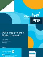 nextgen OSPF