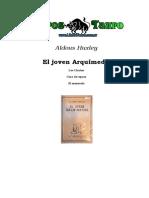 Huxley, Aldous - El Joven Arquimedes.doc
