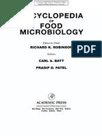 Encyclopedia of Food Microbiology - Richard K., Ed. Robinson.pdf