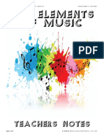 GCSE Elements of Music Teacher Book