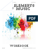 GCSE Elements of Music Workbook