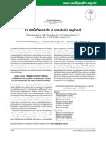 Enseñanza de la anestesia regional.pdf