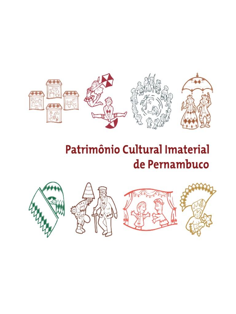 Patrimônio Cultural Imaterial de Pernambuco -2018 d849d8e35ff8b
