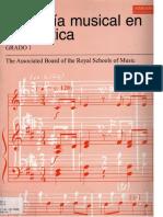 Teoría Músical en la practica