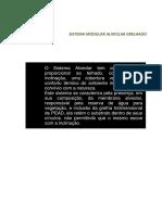 Manual e Especificações Do Sistema Modular Alveolar Grelhado