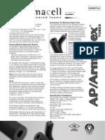 Armaflex Pipe Insulation