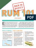 Rum101