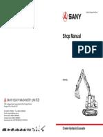 Manual Sany Mantenimiento | Troubleshooting | Valve