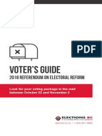 2018 Referendum on Electoral Reform Voters Guide