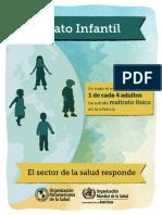 Maltrato Infantil Infografia 2017