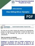 2.1.2 Antecedentes-Ejemplos (1)