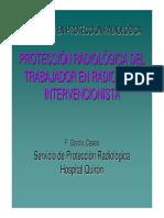 proteccionen radiologia