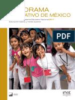 Panorama educativo de Mexico 2017 - INEE.pdf