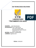 LABORATORIO hidro