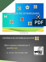 critérios de divisibilidade.pptx