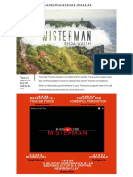 misterman tour doc reduced file  resolve productions
