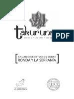 Crónica de Al-Ándalus en La Serranía