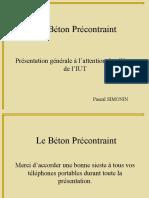 Le Béton Précontraint pascal simonin.pdf