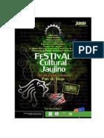Festival Cultural Jaujino