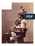 The Algonquin Name Siksika Means People With Black-dyed Moccasins, Hence the Name Blackfoot.