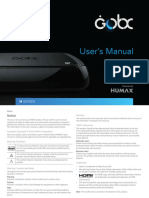 GOBXM1 UserManual English