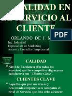 4 - Servicio al cliente