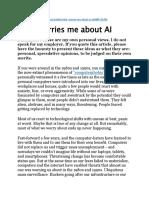 AI - Discutie- Francois Chollet