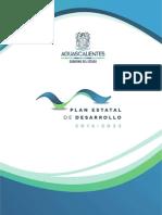 PED Aguascalientes2016 2022