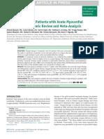 Oxigenoterapia en Pacientes con IAM