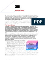 Operating Systems How They Work