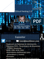 Curso Ethical Hacking Modulo 1