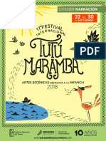 Conocé todo lo que trae el Tutú Marambá al Parque del Conocimiento