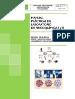 Manual Practicas Fq i y II UIS