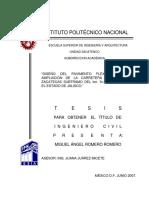 303_DISENO DEL PAVIMENTO FLEXIBLE PARA LA AMPLIACION DE LA CARRETERA GUADALAJARA, ZACATECAS SUBTRAMO DEL KM 6+340 AL 16+340.pdf