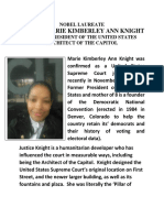 marie kimberley knight supreme court justice opinions bio summary