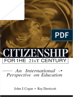 Citizenship Education 21 Century