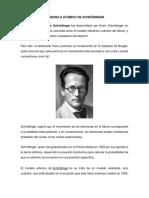 El Modelo Atómico de Schrödinger
