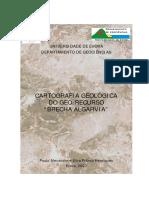 Cartografia Geologica Do Geo-recurso Bre
