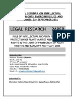 Nishant Srivastav IPR Full Paper