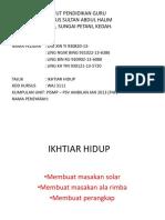 236459826 Ikhtiar Hidup Pbsm