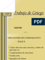 griego - oraciones de comparativo -superlativo