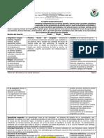 Formato de Planificación Didáctica 2018