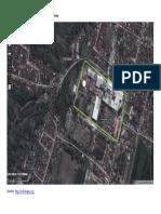 Peta Lokasi Pabrik Gula Kebon Agung