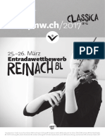 Reinach BL. Classica. sjmw.ch_ März Entradawettbewerb. Op. 42. eintritt frei!